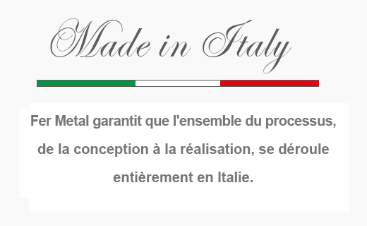 Fer Metal - 100% Made In Italy