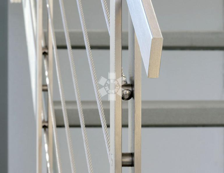 SAVONA - Railing with Steel Wire